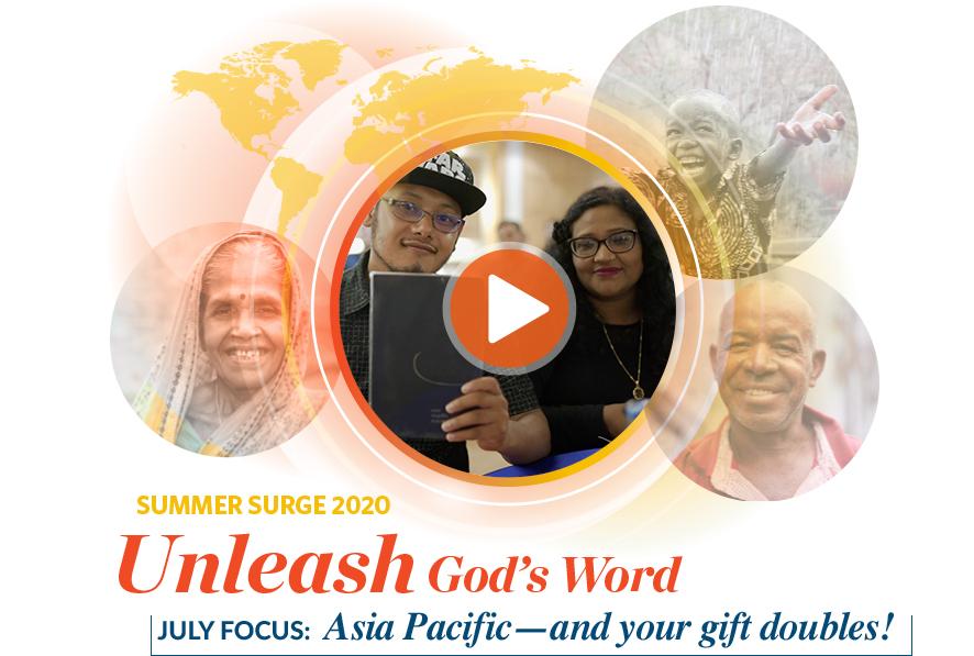 Summer Surge 2020: Unleash God's Word